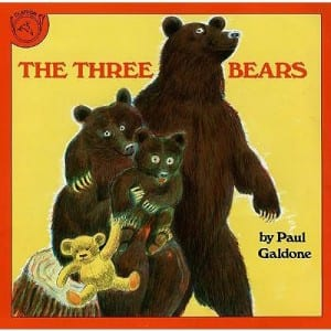 The Three Bears (Galdone)