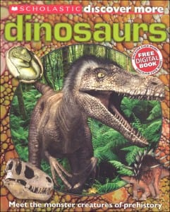 great dinosaur book for preschoolers