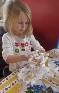 preschool sensory activity
