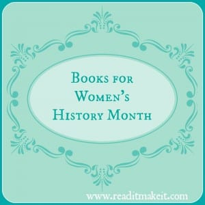women's history children's books