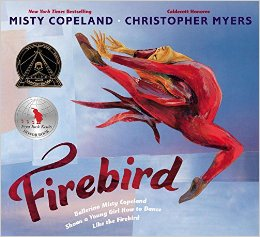 Misty Copeland's Firebird: Another book for little dancers