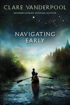 books for middle school, navigating early review